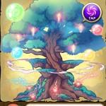 ゆるゆる育て!幻の聖樹が終了 孤島の守護者アリアをGET